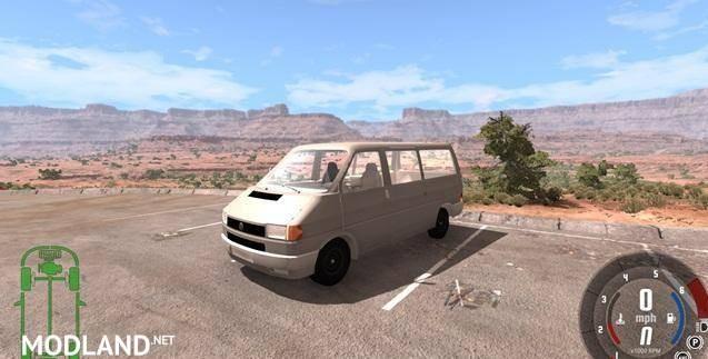 BeamNG Drive – Volkswagen Transporter T4 [0.6.0]